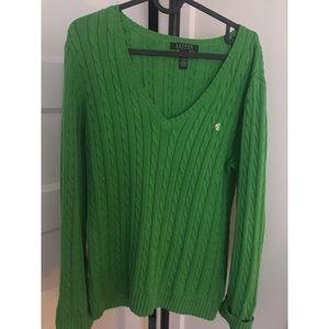 Wool Ralph Lauren Sweater